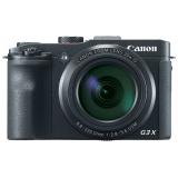 "Фотоаппарат Canon PowerShot G3 X черный 20.2Mpix Zoom25x 3.2"" 1080p SDXC/SD/SDHC CMOS IS opt 5minF rotLCD TouLCD 5.9fr/s RAW 60fr/s HDMI/WiFi/NB-10L(0106C002)"