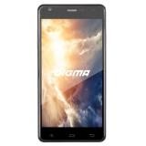 "Смартфон Digma S501 3G VOX 8Gb графит моноблок 3G 2Sim 5"" 720x1280 Android 5.1 8Mpix WiFi BT GPS GSM900/1800 GSM1900 TouchSc MP3 VidConf FM A-GPS microSD max32Gb(VS5002PG)"