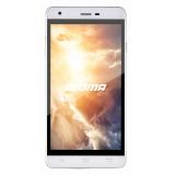 "Смартфон Digma S501 3G VOX 8Gb белый моноблок 3G 2Sim 5"" 720x1280 Android 5.1 8Mpix WiFi BT GPS GSM900/1800 GSM1900 TouchSc MP3 VidConf FM A-GPS microSD max32Gb(VS5002PG)"