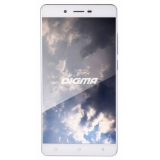 "Смартфон Digma S502 3G VOX 8Gb белый моноблок 3G 2Sim 5.5"" 720x1280 Android 5.1 8Mpix WiFi BT GPS GSM900/1800 GSM1900 TouchSc MP3 VidConf FM A-GPS microSDHC max128Gb(VS5003MG)"