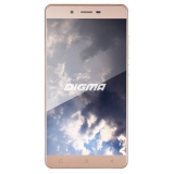 "Смартфон Digma S502F 3G VOX 8Gb золотистый моноблок 3G 2Sim 5.5"" 720x1280 Android 5.1 8Mpix WiFi BT GPS GSM900/1800 GSM1900 TouchSc MP3 VidConf FM A-GPS microSDHC max128Gb(VS5003MG)"