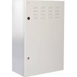 Шкаф настенный ЦМО ШТВ-Н-9.6.3-4ААА 9U 600x330мм пер.дв.стал.лист несъемные бок.пан. белый(ШТВ-Н-9.6.3-4ААА)
