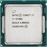 Процессор Intel Core i7-6700K (BOX) S-1151 4.0GHz/8Mb/91W 4C/8T/HD Graphics 530 350MHz/Turbo Boost 2.0