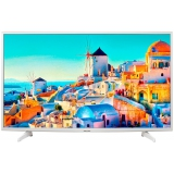 "Телевизор LED LG 43"" 43UH619V белый/Ultra HD/100Hz/DVB-T2/DVB-C/DVB-S2/USB/WiFi/Smart TV (RUS)(43UH619V)"