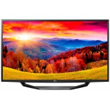 "Телевизор LED LG 49"" 49LH590V черный/FULL HD/50Hz/DVB-T2/DVB-C/DVB-S2/USB/WiFi/Smart TV (RUS)(49LH590V)"