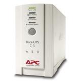 ИБП APC Back-UPS CS 650VA BK650EI 1xSurge+3xBat/USB+RJ11 White