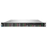 Сервер HPE ProLiant DL160 Gen9 1xE5-2603v4 1x8Gb x8 8SFF SATA RW H240 DP 361i 1x550W 3-1-1 (830571-B21)(830571-B21)