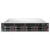 "Сервер HPE ProLiant DL80 G9E5 1xE5-2609v4 1x8Gb x8 3.5"" SATA H240 DP 361i 1x550W (833869-B21)"