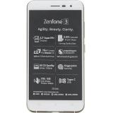 "Смартфон Asus ZenFone ZF3 ZE520KL 32Gb белый моноблок 3G 4G 2Sim 5.2"" 1080x1920 Android 6.0 16Mpix 802.11abgnac BT GPS GSM900/1800 GSM1900 TouchSc MP3 FM A-GPS microSD max2000Gb(90AZ0172-M00590)"
