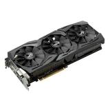 Видеоадаптер PCI-E ASUS GeForce GTX1070 8192Mb STRIX-GTX1070-8G-GAMING (RTL) GDDR5 256bit DVI-D/2xHDMI/2xDP