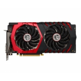 Видеоадаптер PCI-E MSI GeForce GTX1060 6144Mb GTX 1060 GAMING X 6G (RTL) GDDR5 192bit DVI-D/HDMI/3xDP