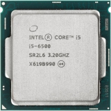 Процессор Intel Core i5-6500 (BOX) S-1151 3.2GHz/6Mb/65W 4C/4T/HD Graphics 530 350MHz/Turbo Boost 2.0