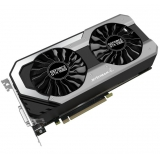 Видеокарта Palit PCI-E PA-GTX1060 JETSTREAM 6G nVidia GeForce GTX 1060 6144Mb 192bit GDDR5 1506/8000 DVIx1/HDMIx1/DPx3/HDCP Ret(NE51060015J9-1060J)