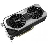 Видеокарта Palit PCI-E PA-GTX1060 SUPER JETSTREAM 6G nVidia GeForce GTX 1060 6144Mb 192bit GDDR5 1620/8000 DVIx1/HDMIx1/DPx3/HDCP Ret(NE51060S15J9-1060J)