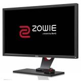 "Монитор Benq 24"" Zowie XL2430 серый TN LED 16:9 DVI HDMI 3D матовая HAS Pivot 350cd 170гр/160гр 1920x1080 D-Sub DisplayPort FHD USB 7кг(9H.LF1LB.QBE)"