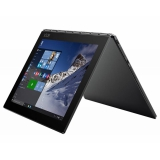 "Планшет Lenovo Yoga Book YB1-X91F Atom x5-Z8550 (1.44) 4C/RAM4Gb/ROM64Gb 10.1"" IPS 1920x1200/Windows 10 Professional 64/черный/8Mpix/2Mpix/BT/GPS/WiFi/Touch/microSD 128Gb/mHDMI/minUSB/8500mAh/15hr/до 1680hrs(ZA150049RU)"