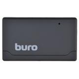 Кардридер USB2.0 Buro BU-CR-171 черный