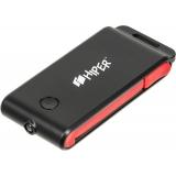 Аккумулятор внешний Hiper PowerBank QUAD1500 1500mAh 1A черный(QUAD1500)