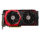 Видеоадаптер PCI-E MSI GeForce GTX1060 3072Mb GTX 1060 GAMING X 3G (RTL) GDDR5 192bit DVI-D/HDMI/3xDP