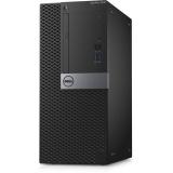 Сист. блок Dell Optiplex 5040 MT i5 6500 (3.2)/4Gb/500Gb 7.2k/HDG530/DVDRW/Linux/GbitEth/240W/клавиатура/мышь/черный/серебристый(5040-9938)