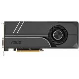 Видеоадаптер PCI-E ASUS GeForce GTX1080 8192Mb TURBO-GTX1080-8G (RTL) GDDR5X 256bit DVI-D/2xHDMI/2xDP