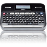 Принтер Brother P-touch PT-D450VP стационарный черный(PTD450VPR1)