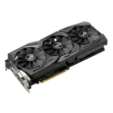 Видеоадаптер PCI-E ASUS GeForce GTX1080 8192Mb STRIX-GTX1080-A8G-GAMING (RTL) GDDR5X 256bit DVI-D/2xHDMI/2xDP