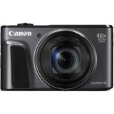 "Фотоаппарат Canon PowerShot SX720HS черный 21.1Mpix Zoom40x 3"" 1080p SDXC/SD/SDHC CMOS 1x2.3 IS opt 1minF 6fr/s 60fr/s HDMI/WiFi/NB-13L(1070C002)"