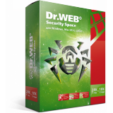ПО Антивирус Dr Web Security Space 2ПК 1год BOX (BHW-B-12M-2-A3)