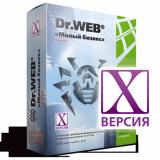 """ПО Антивирус Dr Web """"Малый Бизнес"""" 5ПК + 1 Server 1год BOX (BBZ-C-12M-5-A3)"""