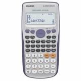 Калькулятор научный Casio FX-991ESPLUS 10+2 разряда серый 417 функций двойное питание