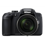 "Фотоаппарат Nikon CoolPix B700 черный 20.3Mpix Zoom60x 3"" 4K SDXC/SD/SDHC CMOS 1x2.3 IS opt 1minF turLCD VF 30fr/s HDMI/WiFi/EN-EL23(VNA930E1)"