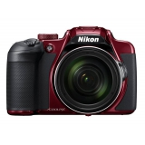 "Фотоаппарат Nikon CoolPix B700 красный 20.3Mpix Zoom60x 3"" 4K SDXC/SD/SDHC CMOS 1x2.3 IS opt 1minF turLCD VF 30fr/s HDMI/WiFi/EN-EL23(VNA931E1)"