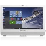 """Моноблок Lenovo S200z 19.5"""" HD+ Cel J3060/4Gb/500Gb 7.2k/DVDRW/Free DOS/клавиатура/мышь/Cam/белый 1600x900(10K50021RU)"""