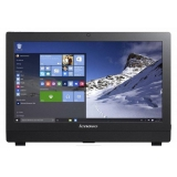 "Моноблок Lenovo S200z 19.5"" HD+ P J3710/4Gb/1Tb 7.2k/DVDRW/Windows 10/клавиатура/мышь/Cam/черный 1600x900(10K4002GRU)"