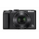 """Фотоаппарат Nikon CoolPix A900 черный 20.3Mpix Zoom35x 2.7"""" 4K SDXC CCD 1x2.3 IS el 1minF 30fr/s HDMI/EN-EL12(VNA910E1)"""