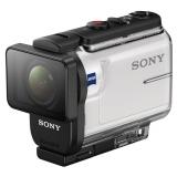 Экшн-камера Sony HDR-AS300 1xExmor R CMOS 8.2Mpix белый(HDRAS300.E35)