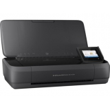 МФУ струйное цветное HP OfficeJet 252 (A4, принтер/сканер/копир, ADF, Wi-Fi, аккумулятор) (N4L16C)