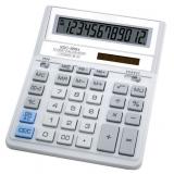 Калькулятор бухгалтерский Citizen SDC-888XWH белый 12-разрядный 2-е питание, 00, MII, mark up, A0234F