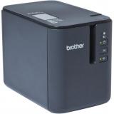 Принтер Brother PTP-900W стационарный светло-серый/черный(PTP900WR1)