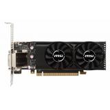 Видеокарта MSI PCI-E GTX 1050 2GT LP nVidia GeForce GTX 1050 2048Mb 128bit GDDR5 1354/7008 DVIx1/HDMIx1/DPx1/HDCP Ret(GTX 1050 2GT LP)