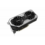 Видеоадаптер PCI-E Palit GeForce GTX1060 3072Mb GeForce GTX1060 JetStream 3GB (RTL) GDDR5 192bit DVI-D/HDMI/3xDP