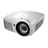 Проектор Optoma EH415ST DLP (1920x1080)Full HD, 3500 ANSI, 15000:1, 2xHDMI, VGA, S-Video, Composite, 2xAudioIN(RCA/3,5mm), триггер +12В, RJ45, RS-232, Full 3D Короткофокусный