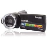 "Видеокамера Rekam DVC-340 черный 1x IS el 2.7"" 1080p XQD Flash/Flash(2504000001)"
