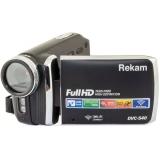 "Видеокамера Rekam DVC-540 черный 1x IS el 3"" 1080p XQD Flash/Flash(2504000002)"