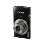 """Фотоаппарат Canon IXUS 185 черный 20Mpix Zoom8x 2.7"""" 720p SD CCD 1x2.3 IS opt 1minF 0.8fr/s 25fr/s/NB-11LH (1803C001)"""