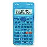 Калькулятор научный Casio FX-220PLUS 10+2 разряда синий 181 функция питание от батареи