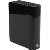 """Жесткий диск внешний 3.5"""" 4Tb WD (USB3.0) WDBWLG0040HBK-EESN Elements Desktop черный"""