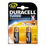 Элемент питания AA Duracell Turbo (уп2шт)