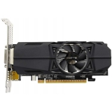 Видеоадаптер PCI-E Gigabyte GeForce GTX1050 Ti 4096Mb GV-N105TOC-4GL (RTL) GDDR5 128bit DVI-D/2xHDMI/DP